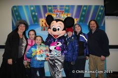 Disney on Ice Rockin' Ever After--Photo filled recap at ChiIL Mama