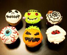 halloween cupcakes | halloween cupcakes I really like the eye balls! super easy!