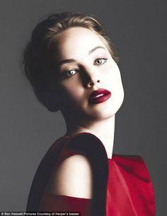 Dubbele dosis Jennifer Lawrence