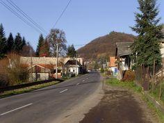 typical Slovak village