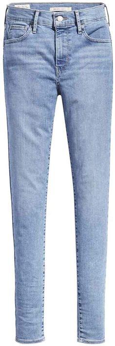Mega bequem und Figur betont  Bekleidung, Damen, Jeanshosen Super Skinny, Pants, Fashion, Figurine, Summer, Clothing, Trouser Pants, Moda, Fashion Styles