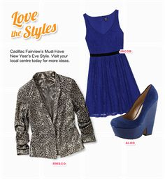 love that dress Cadillac, Centre Commercial, Nouvel An, Girly Girl, Pretty People, Must Haves, How To Make, How To Wear, Experience