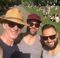 #viccypark with the boys #sunshine #picnic #london
