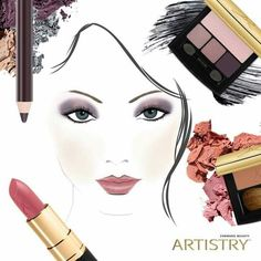 Whenever you do eye makeup, make your eyes look brighter. Your eye make-up need to make your eyes stick out among the other functions of your face. Artistry Amway, All Natural Makeup, Natural Sunscreen, Types Of Makeup, Cosmetic Companies, Blue Eyeshadow, Eye Makeup Tips, Makeup Designs, Permanent Makeup