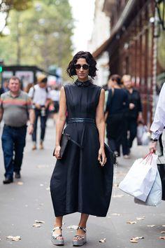 Yasmin looking phenomenal. the usual. Paris. #YasminSewell