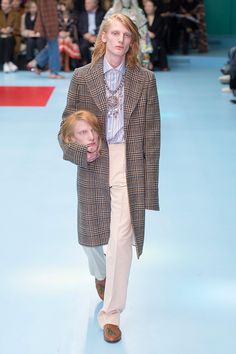 Gucci Fall/Winter 2018 - Fucking Young!