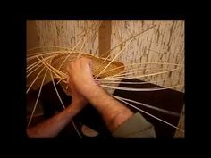 Finishing off tutorial Willow Weaving, Basket Weaving, Decoupage, Youtube, Ale, Chinchillas, Journaling, Craft, Hampers