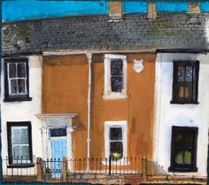 Watercolours, drawings and prints by Peter Quinn. Glasgow School Of Art, Interesting Buildings, Teaching Art, Watercolour Painting, Art And Architecture, Landscape Art, Home Art, Art History, Sketches