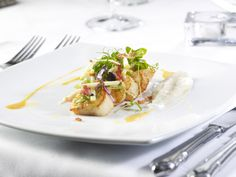 Pictured here we have our Scallops. We provide high quality professional wedding catering in Bath and Bristol. We cover Somerset and Devon and we are happy to discuss your requirements to help make your day perfect.