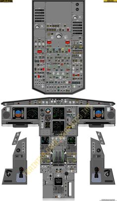 airbus a330 cockpit - Buscar con Google