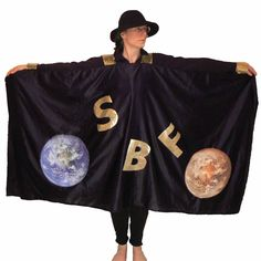Ecoshadow costume:  let's take courage and fact the truth so we can act!