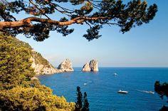 Capri, Itália,