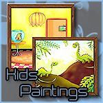 Mod The Sims - Kids Paintings