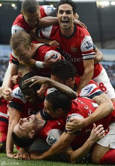 Premier League  Manchester City 1:1 Arsenal