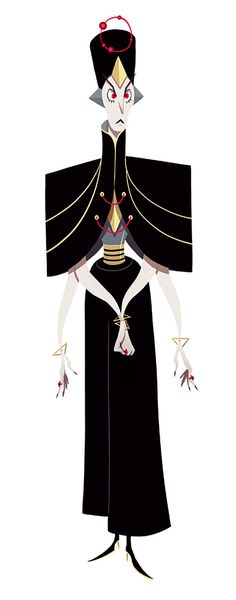 GALACTIC EMPRESSES SKETCHES on Character Design Served