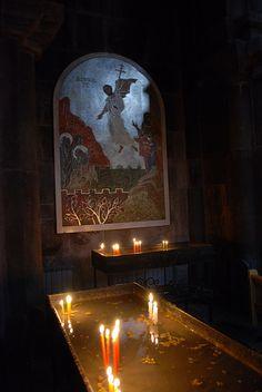 Kecharis Church Complex - Tsaghkadzor, Armenia   Flickr - Photo Sharing!