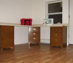Preview of Corner Desk Sewing Area - Debbie Colgrove, Licensed to About.com