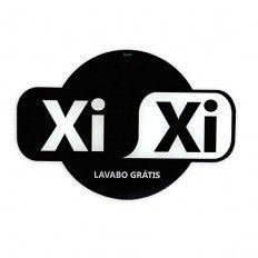 Placa de Lavabo XiXi