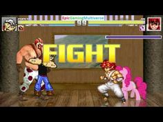 Sweet Tooth The Killer Clown & Popeye VS Jin The Wind Master & Pinkie Pie In A MUGEN Match / Battle This video showcases Gameplay of Sweet Tooth The Killer Clown From The Twisted Metal Series And Popeye The Sailor Man VS Jin The Wind Master From The Yu Yu Hakusho Series And Pinkie Pie From The My Little Pony Friendship Is Magic Series In A MUGEN Match / Battle / Fight