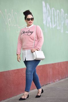 Curvy Girl Fashion Outfits, Plus sized clothing, fashion tips, plus size fall wardrobe and refashion. Fall and Autmn Fashion Outfits Trends for Plus Size. Curvy Outfits, Plus Size Outfits, Fashion Outfits, Fashion Boots, Fashion Hacks, Fashion Tips, Fashion Art, Fashion Brands, Fashion Women
