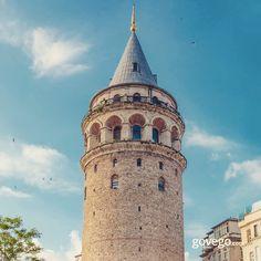 Yeni bir haftaya başlarken Galata Kulesi'nden herkese merhaba! ☺️☕️  Galata Kulesi'nin Dünya'nın en eski kulelerinden biri olduğunu biliyor muydunuz?  --------------------- govego.com/istanbul-otobus-bileti  #galatakulesi #istanbul #tarihiyerler mek #seyahat #yolculuk #gezi #view #manzara #gününkaresi #huzur #an  #anatolia #turkey #travel #turizm #türkiye #turkey #instagram #instagood #instaphoto #bestoftheday #photo #huzur  #govego #smile #travel #sunday #morning