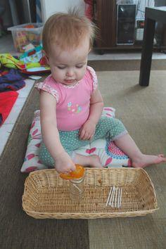 boite à forme montessori Montessori: Les activités de tri