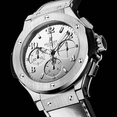 The Watch Quote: Photo - Hublot Big Bang Zegg