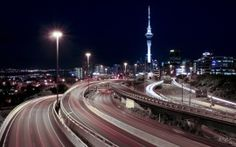 WALLPAPERS HD: Spaghetti Junction New Zealand