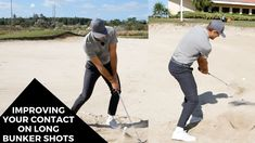 In this video I highlight some keys to help you make better more consistent contact on long bunker shots. BOOK A LESSON: — IN-PERSON LESSONS IN ORLANDO, FL I am based at Orange County National Golf Center and Lodge. I coach all levels of player. Emails below to get set up. — ONLINE FACETIME LESSONS: [...] The post IMPROVING YOUR CONTACT ON LONG BUNKER SHOTS appeared first on FOGOLF.