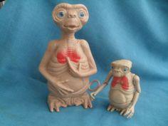 E.T. Action Figures