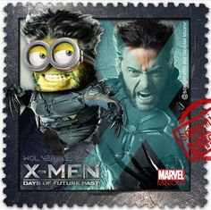 X-Men: Days of future past. Amor Minions, Minions Cartoon, Cute Minions, Minions Despicable Me, Minions Quotes, Minions 2014, Superhero Room, Superhero Movies, Marvel Movies