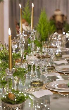 new ideas for vintage christmas wedding centerpieces place settings