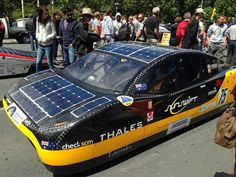 Thin film technology promises solar powered cars for the masses. http://www.solarquotes.com.au/blog/thin-film-technology-promises-mass-market-solar-powered-cars/