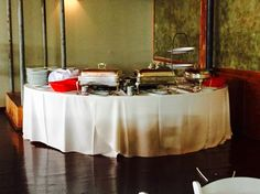 Gil's catering- stations