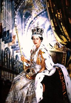 Congratulations to Her Majesty Queen Elizabeth II on the 60th Anniversary of her Coronation.