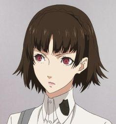 Persona 5 Makoto, Persona 5 Game, Cherami Leigh, Makoto Niijima, Anime Toon, Character Design Girl, Waifu Material, One Piece Images, Pin On