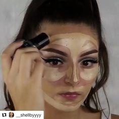 Repost @__shellbyyyy💖 #fashion #anastasiabeverlyhills #eyes #eyeshadow #vegas_nay #beauty #beautiful #hudabeauty #makeup #dutchnessbeauty #makeuptutorial #makeupartist #mua #diy #makeupobsessed #makeupaddict #makeupartistsworldwide #makeupbyme #kyliejenner #contour #chanel #urbandecay #mac #blogger #nyx #motd #instagood #instagram #brows  #hairstyle