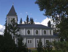 Etelä-Tyrvään kirkko