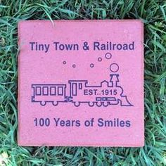 Tiny Town is great fun for kids, parents, and grandparents.  Come ride the trains, see the kid-sized historic buildings, bring a picnic or enjoy our snack bar, and stop at the gift shop for a souvenier of your big day at Tiny Town.