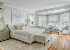 weißes design bett kopfteil schlafzimmer ideen