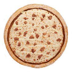 Image of CHEESY_KEBAB_Pizza Good Pizza, Hummus, Bread, Ethnic Recipes, Image, Food, Pizza, Brot, Essen