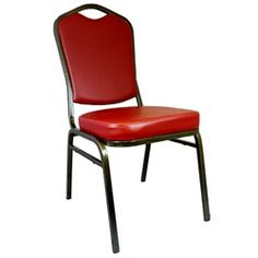 Padded Banquet Chairs advantage premium burgundy crown back banquet chair - these