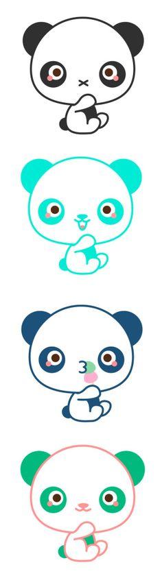 Lov me dem pandas
