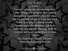 The Astrology Answers Daily Horoscope for Thursday, July 9, 2015 #astrology