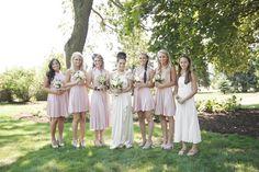Elizabeth Wray Design-Bridal party