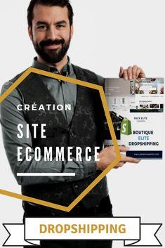 Je créer pour vous un site Ecommerce professionnel en Dropshipping, clé en main.