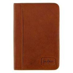 """Direct from Cole Haan Keep your Kindle protected with this polished cover. Fits Amazon's latest generation Kindle deviceLeather exteriorCustom hinge to fit KindleSuede interior5 3/8"""" W x 7... More Latest Generation, Cole Haan, Kindle, Smartphone, Detail, Cover, Fit, Kisses, Shape"""