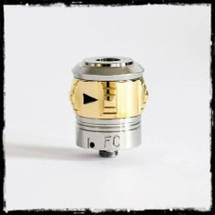 THE LOTUS RDA!  http://www.vapure.com/mods/high-end-atomizers/the-lotus-rda/