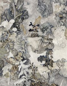 Who Speaks for Art?: Yun-Fei Ji - Traditional Chinese painting tecniques in contemprary art work
