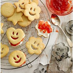 Smiley-Faces-Cookie-Cutters from Lakeland
